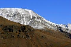 Montagne Photographie stock
