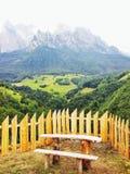 Montagne Photo libre de droits