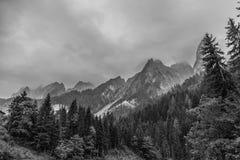 Montagne alpestre Images libres de droits