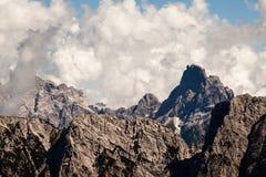 Montagne - Alto Adige Fotografia Stock