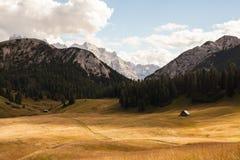 Montagne - Alto Adige Fotografie Stock Libere da Diritti
