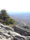 Montagne appalachiane Fotografie Stock Libere da Diritti