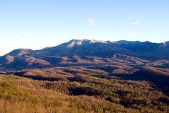Montagne appalachiane Immagini Stock Libere da Diritti