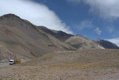 Montagne in Argentina fotografie stock libere da diritti