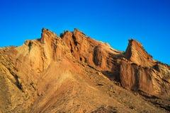 Montagne in Asia centrale Fotografie Stock