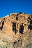 Montagne in Asia centrale Immagine Stock Libera da Diritti