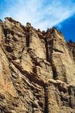 Montagne in Asia centrale Immagini Stock