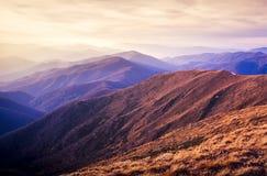 Montagne australiane Immagini Stock Libere da Diritti
