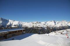 Montagne in Austria alpi Fotografie Stock
