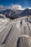 Montagne austriache Fotografie Stock