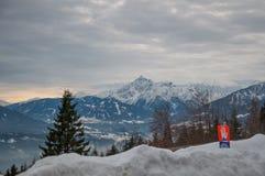 Montagne autrichienne Images stock