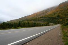 Montagne in autunno immagini stock libere da diritti