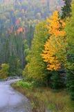 Montagne in autunno immagine stock libera da diritti