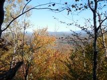 Montagne azurée Images libres de droits