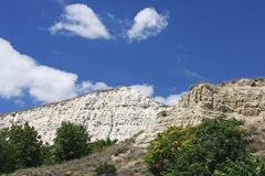 Montagne Balchik Immagine Stock
