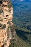 Montagne blu sosta nazionale, Australia Immagini Stock Libere da Diritti