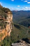Montagne blu sosta nazionale, Australia Immagine Stock Libera da Diritti