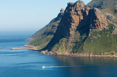 Montagne Capetown de sentinelle photographie stock