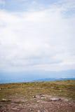 Montagne carpatiche, Hoverla Immagini Stock Libere da Diritti