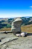 Montagne carpatiche, Romania Fotografia Stock