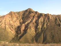 Montagne colorée Image stock