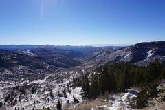 Montagne in Colorado Fotografia Stock Libera da Diritti