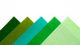 Montagne colorate Fotografie Stock