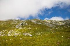 Montagne d'ADAC, Slovénie Image libre de droits
