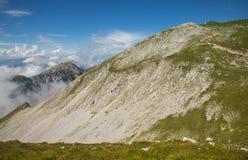 Montagne d'ADAC, Slovénie Photographie stock