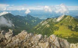 Montagne d'ADAC, Slovénie Images libres de droits