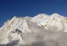 Montagne d'Alasca Fotografia Stock