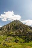 Montagne d'année Ole Wen de stylo de cottage d'Idwal Image libre de droits