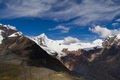 montagne d'horizontal photographie stock