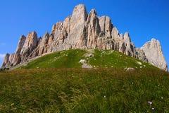 montagne d'horizontal Images libres de droits