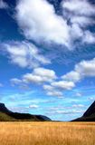 montagne d'horizontal image libre de droits
