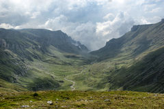 Montagne d'Obarsia Images stock