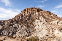 Montagne dans Sierra Nevada espagnol image libre de droits