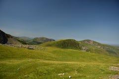 Montagne dans Snowdonia image stock