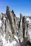 Montagne dans Taganay Image libre de droits