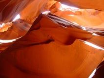 Montagne dans une caverne Photo stock
