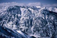 Montagne de babeurre Images stock