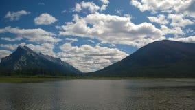 Montagne de Banff Image libre de droits