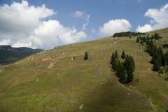 Montagne de Batrana Images libres de droits