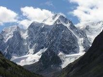Montagne de Belukha Photos libres de droits
