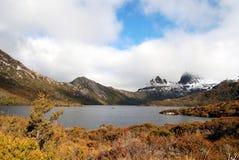montagne de berceau photos libres de droits