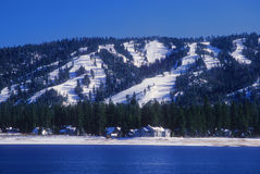 Montagne de Big Bear Photos libres de droits