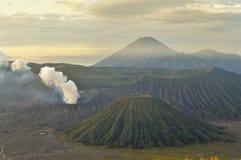 Montagne de Bromo Photographie stock libre de droits