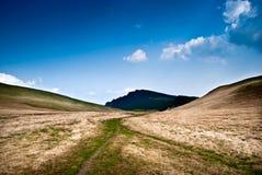 Montagne de Bucegi Photo stock