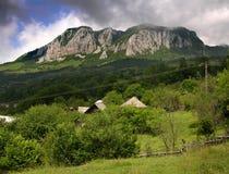 Montagne de Buces Image libre de droits