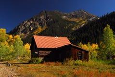 montagne de cabine Image libre de droits